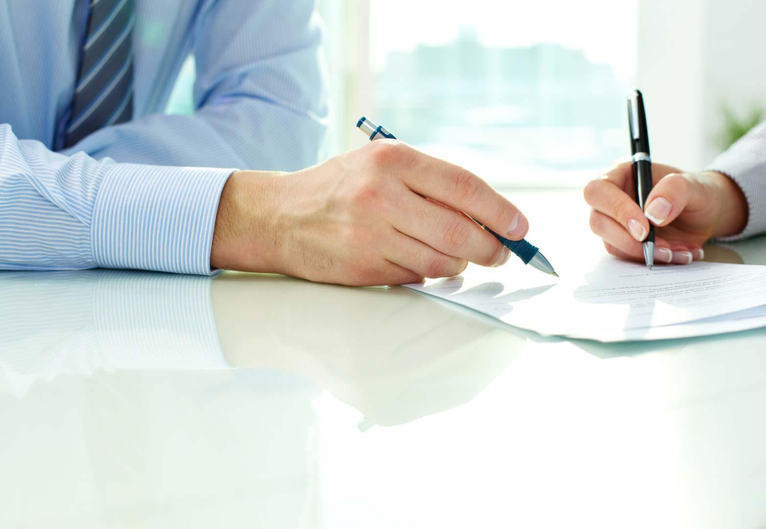 Điều khoản của hợp đồng cần có gì