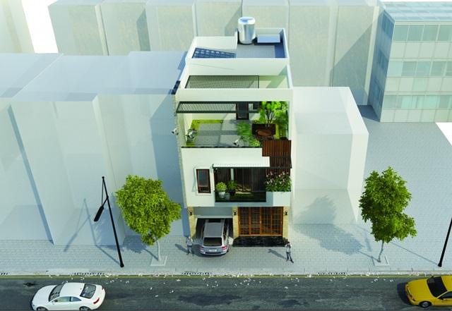 bất động sản xu hướng xanh