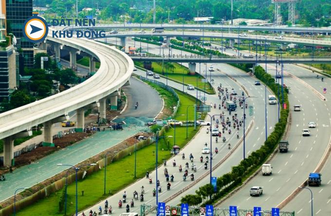 Tuyến Metro Linh Xuân