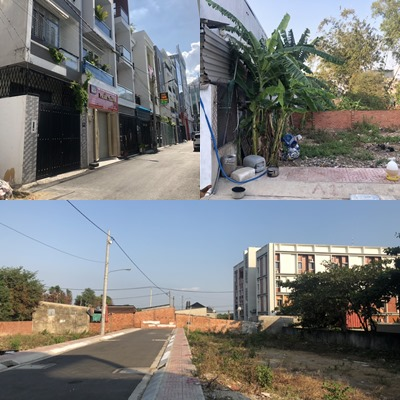 Nhà đất 3 tỷ - Đường 8 Linh Xuân