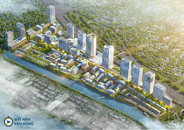 BẢNG GIÁ DỰ ÁN RIVER CITY
