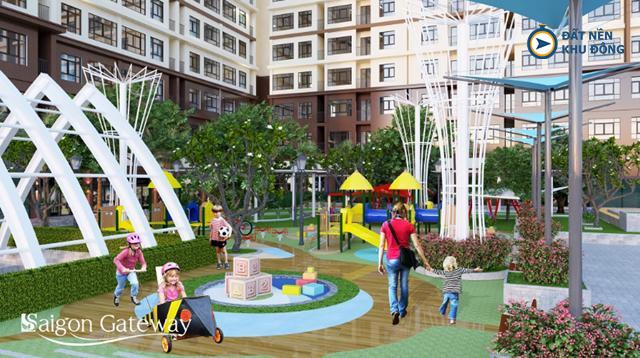 Chuyển nhượng căn hộ Sài Gòn Gateway