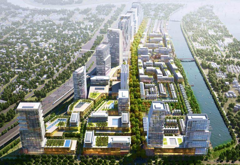 Tổng quan dự án river city