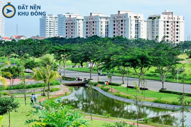 bất động sản xanh phát triển sau dịch