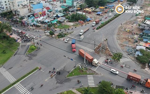 hạ tầng giao thông trọng điểm