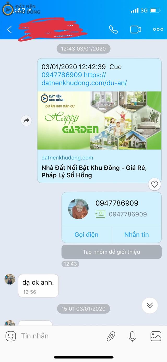 Gửi khách hàng sử dụng dịch vụ 360