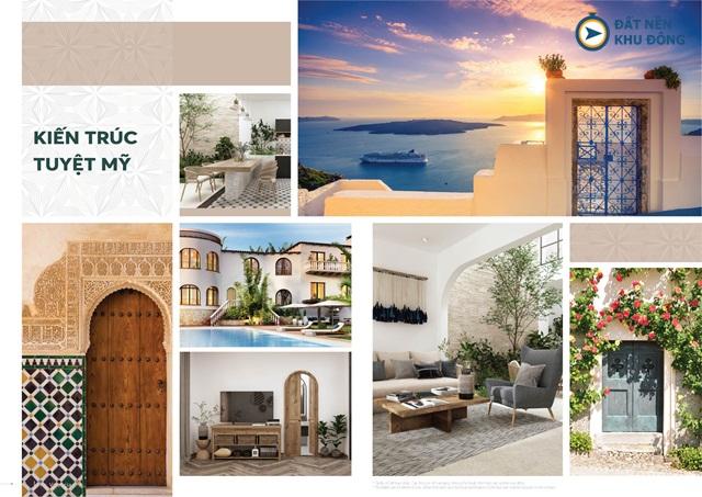 Phong cách thiết kế nhà ở tại Valencia