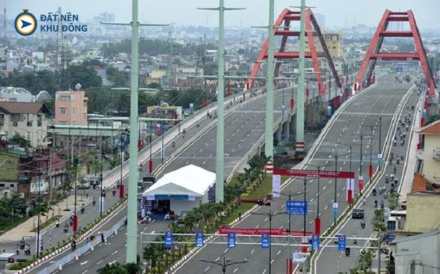 Đại Lộ Phạm Văn Đồng đẹp nhất Thành phố Thủ Đức