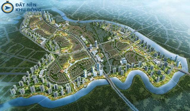 Khu đô thị Phước Lại, Cần Giuộc điểm sáng đầu tư